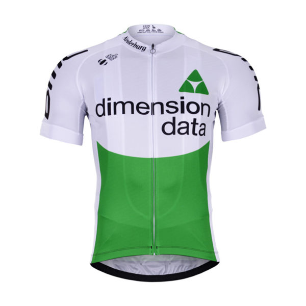 Cyklistický dres Dimension Data 2019