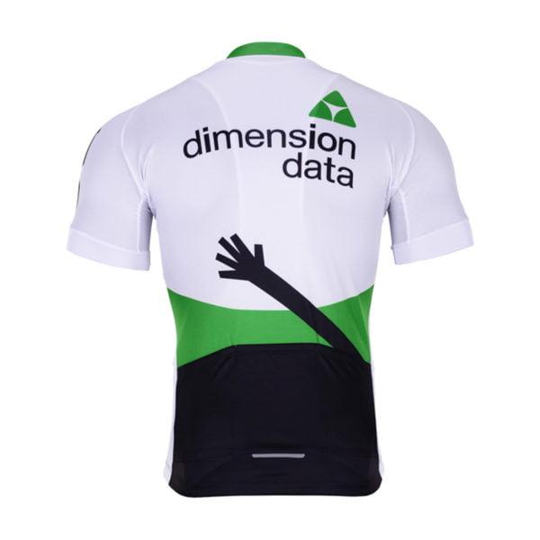 Cyklodres Dimension Data 2019  zadní strana
