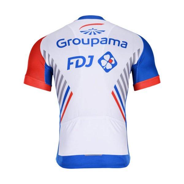 Cyklodres FDJ 2019 zadní strana