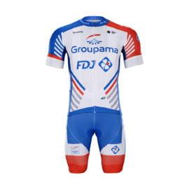 Cyklistický dres a kalhoty FDJ 2020