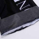 Cyklistické kalhoty Ineos 2020 lem stehna ohrnutý