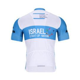 Cyklodres Israel Cycling Academy 2020 zadní strana