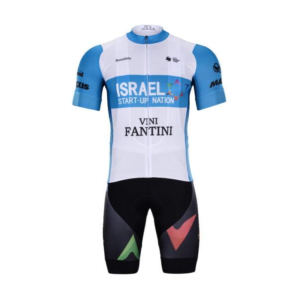 Cyklistický dres a kalhoty Israel Cycling Academy 2020