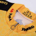 Límec dresu Lotto-Jumbo 2020 Visma