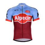 Cyklistický dres Katusha-Alpecin 2018