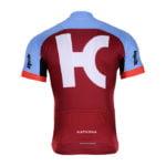Cyklodres Katusha-Alpecin 2018 zadní strana