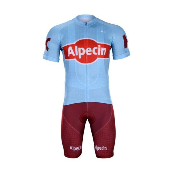 Cyklistický dres a kalhoty Katusha-Alpecin 2019