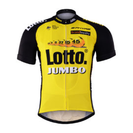 Cyklistický dres Lotto-Jumbo 2017