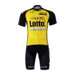 Cyklistický dres a kalhoty Lotto-Jumbo 2017