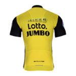 Cyklodres Lotto-Jumbo 2018 zadní strana