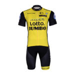 Cyklistický dres a kalhoty Lotto-Jumbo 2018