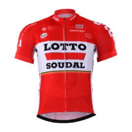 Cyklistický dres Lotto-Soudal 2017