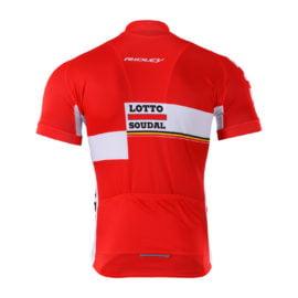 Cyklodres Lotto-Soudal 2017 zadní strana