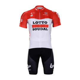 Cyklistický dres a kalhoty Lotto-Soudal 2018
