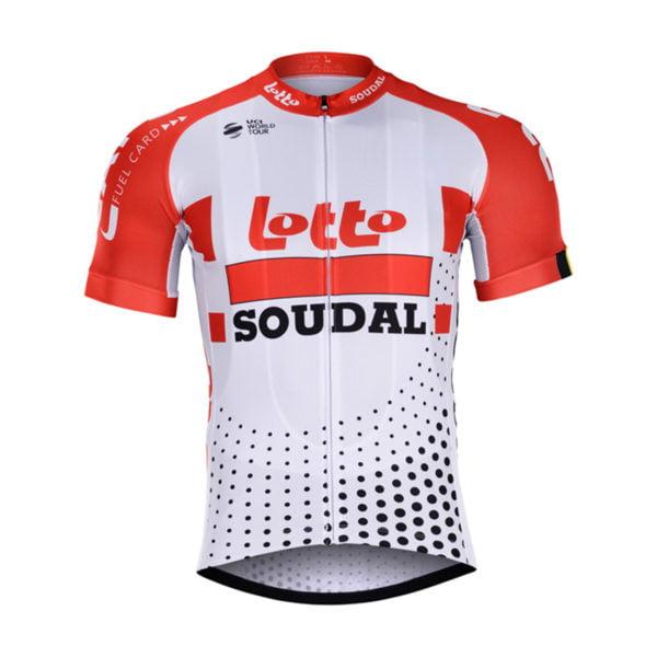 Cyklistický dres Lotto-Soudal 2019