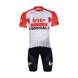Cyklistický dres a kalhoty Lotto-Soudal 2019