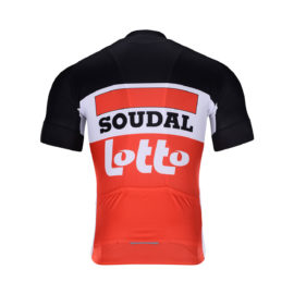 Cyklodres Lotto-Soudal 2020 zadní strana