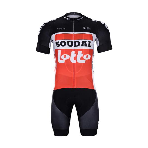 Cyklistický dres a kalhoty Lotto-Soudal 2020