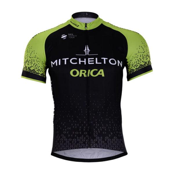 Cyklistický dres Mitchelton-Scott 2018