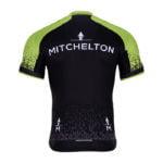 Cyklodres Mitchelton-Scott 2019  zadní strana