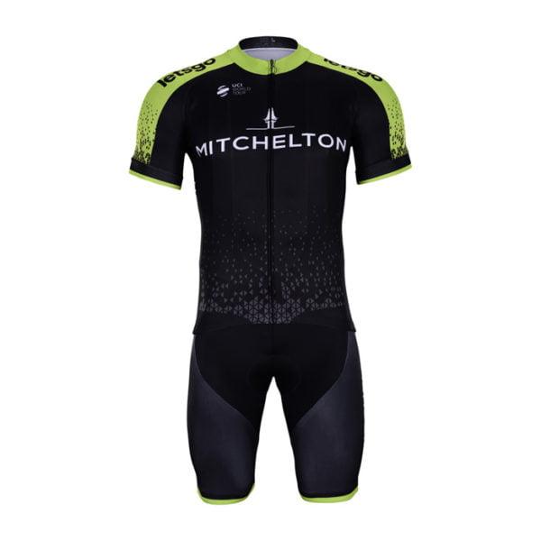 Cyklistický dres a kalhoty Mitchelton-Scott 2019