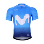 Cyklistický dres Movistar 2019