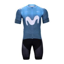 Cyklistický dres a kalhoty Movistar 2020