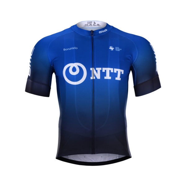 Cyklistický dres NTT 2020