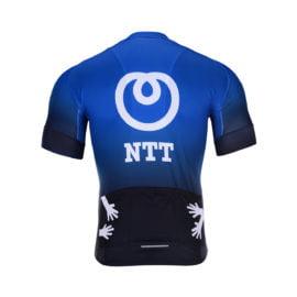 Cyklodres NTT 2020 zadní strana