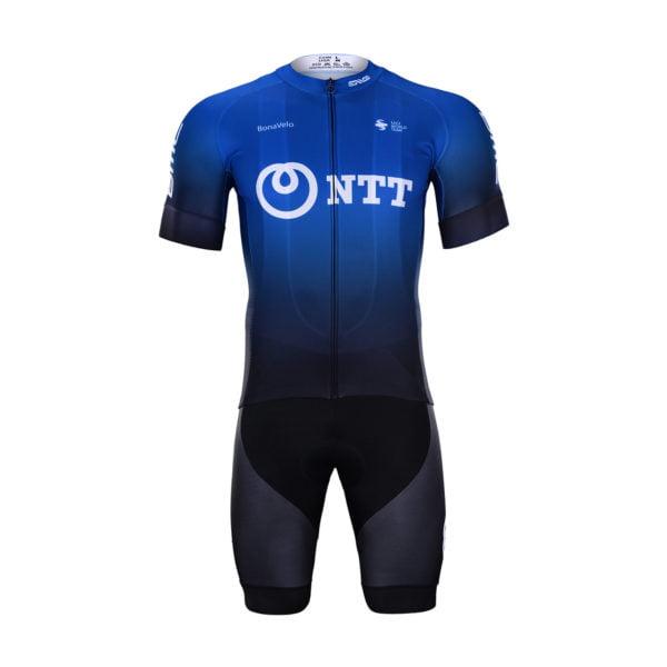 Cyklistický dres a kalhoty NTT 2020