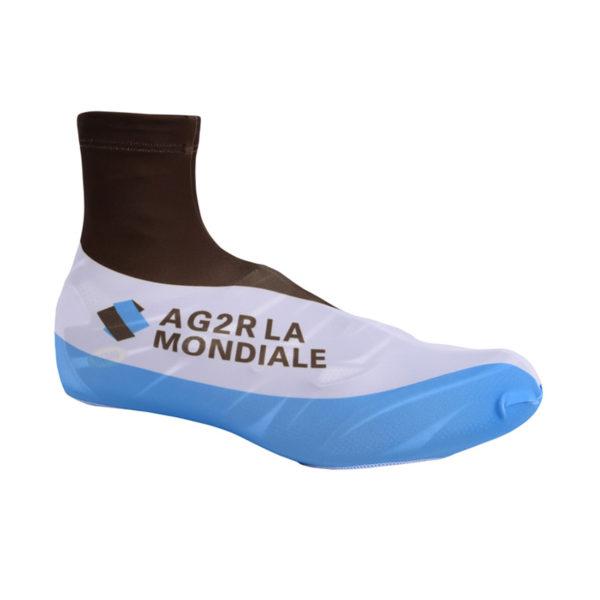 Cyklistické návleky na tretry AG2R La Mondiale pravý bok