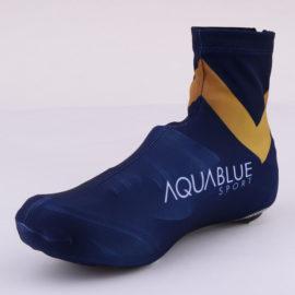 Cyklistické návleky na tretry Aqua Blue