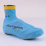 Cyklistické návleky na tretry Astana pravý bok