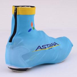 Cyklistické návleky na tretry Astana zezadu