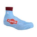 Cyklistické návleky na tretry Katusha-Alpecin pravý bok