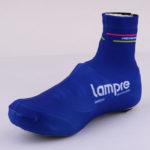 Cyklistické návleky na tretry Lampre