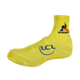 Cyklistické návleky na tretry Tour de France žluté