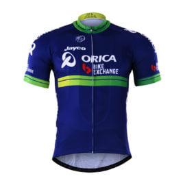 Cyklistický dres Orica-BikeExchange 2017