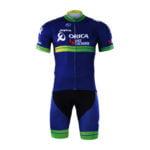 Cyklistický dres a kalhoty Orica-BikeExchange 2017