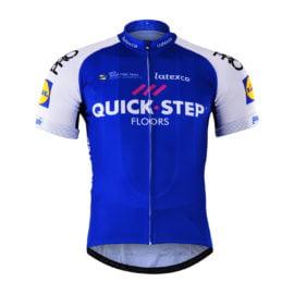 Cyklistický dres Quick-Step Floors 2017