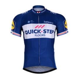 Cyklistický dres Quick-Step Floors 2018