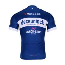 Cyklodres Quick-Step Floors 2019 Deceuninck zadní strana