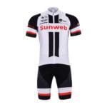 Cyklistický dres a kalhoty Sunweb 2017