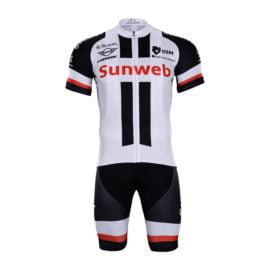 Cyklistický dres a kalhoty Sunweb 2018