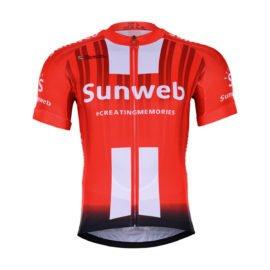 Cyklistický dres Sunweb 2019