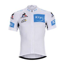Cyklistický dres Tour de France 2019 bílý