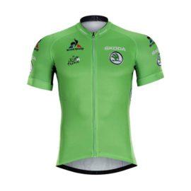 Cyklistický dres Tour de France 2019 zelený