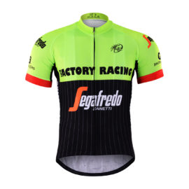 Cyklistický dres Trek-Segafredo 2017
