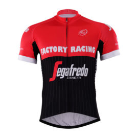 Cyklistický dres Trek-Segafredo 2017 Red