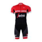 Cyklistický dres a kalhoty Trek-Segafredo 2017 Red